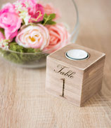 Table Numbers Wedding Wooden Table Numbers