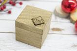 Personalisiert HolzBox Geschenk Box