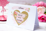 Will you be my bridesmaid - Scratch off Card Pink