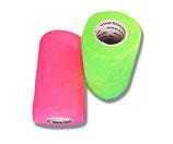 Neongrün & Neonpink 2er-Set LisaCare Pflasterverband  10cm Breite x 4,5m Länge
