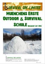 """Survival-Szenario """"Winter"""""""