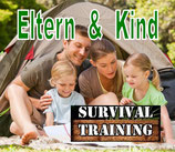 Eltern & Kind Survival-Training 2 Tage