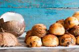 Kant-en-klaar deeg voor kokosballen van Madame Cocos
