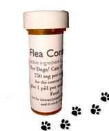 Flea Control Lufenuron 3 month supply for Dogs 91-125 lb + 1 Free Flea Killer