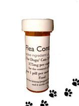 Flea Control and Killer Combo 3 Nitenpyram + 3 Lufenuron for Dogs 31-60 lb