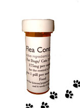 Flea Control Lufenuron 12 month supply for Dogs 31-60 lb + 1 Free Flea Killer