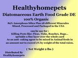 Diatomaceous earth food grade 1lb