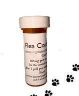 Flea Control and Killer Combo 12 Nitenpyram + 12 Lufenuron for Dogs/ Cats 2-15 lb