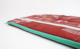 Red, sustainable Laptop Case