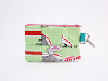 Mint Green Mask Pouch