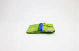 Green Zipper Pouch
