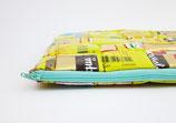 "Yellow, sustainable Laptop Case 13""-17"""