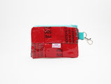 Red Face Mask Pouch, sustainable