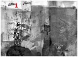 """Grafiken von Siri Köppchen zum Buch """"KABBELSEE"""""""