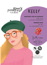 Kelly Maschera in Alginato per Pelle Secca puroBIO (3 Varianti)