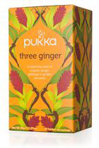 Three Ginger Pukka