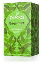 Three Mint Pukka