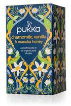 Chamomile, Vanilla & Manuka Honey Pukka