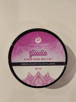 Giulia Scrub Mask 2 in 1 Sezione Aurea