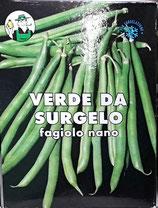 SCATOLA 250 g FAGIOLINO VERDE DA SURGELO