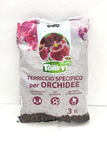 TERRICCIO ORCHIDEE 3litri