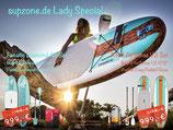 Lady SUP Set von Fanatic oder RRD