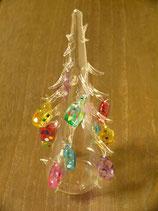 クリスマスツリー(ギフトボックス・クリア・L)