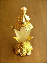 香水瓶(ゴールドカラー)