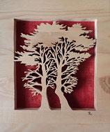 Les 2 pins