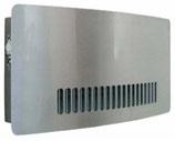 Ventilo-convecteur design mural chauffant avec timer et télécommande WMH W3