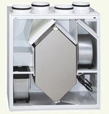 Helios KWL EC 300 Eco - ventilation double flux haut rendement