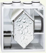 Helios KWL EC/ET 200 Pro - ventilation double flux haut rendement enthalpique