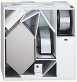 Helios KWL EC 500 Pro - ventilation double flux haut rendement