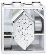 Helios KWL EC 200 W ET - ventilation double flux haut rendement enthalpique