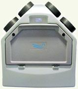 Orcon HRC 400 4BRH ventilation double flux haut rendement compacte