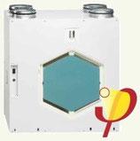 Helios KWL EC 370 Eco - ventilation double flux haut rendement à débit constant certifiée Passiv Haus Institut