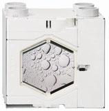 Helios KWL EC 370 W ET - VMC double flux haut rendement enthalpique maison passive