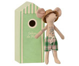 Beach Mice Dad in Cabin Plage 2021