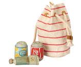 Bag with Beach essentials 2021