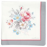 Papernapkin large Marie pale grey