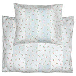 Kids Bed Linen Set Lily petit white