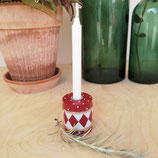 Tall mini candle drum