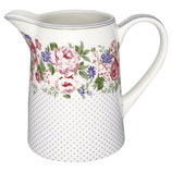 Jug Rose white