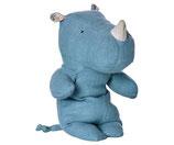 Best Friend Rhino  small blue