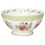 French Bowl x-large Mary white