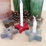Sterne Candleholder