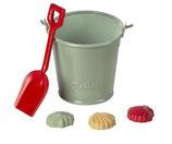 Beach Set Shovel,bucket&shells(Vorbestellung/Lieferung ab Mitte Juni 2021)