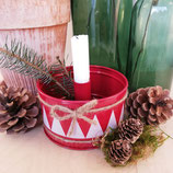 Red Drum Candleholder