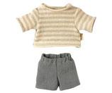 Blouse&Shorts for Teddy Junior(Vorbestellung/Lieferung ab Mitte Mai 2021)