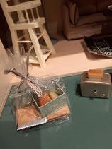 Miniature Bread Box(Vorbestellung/Lieferung ab Herbst 2021)